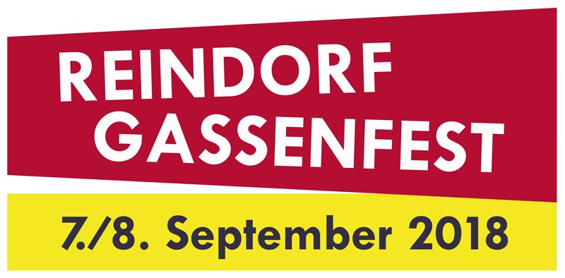 Reindorfgassenfest 2018 Logo