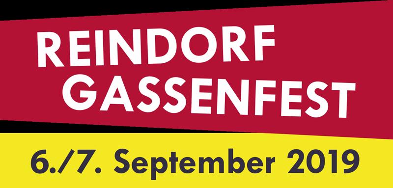 Reindorfgassenfest Logo 2019